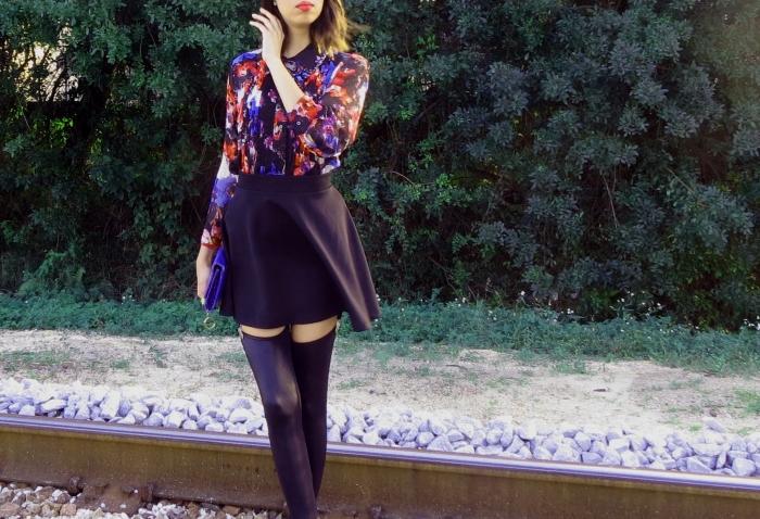 1. Skater Skirt