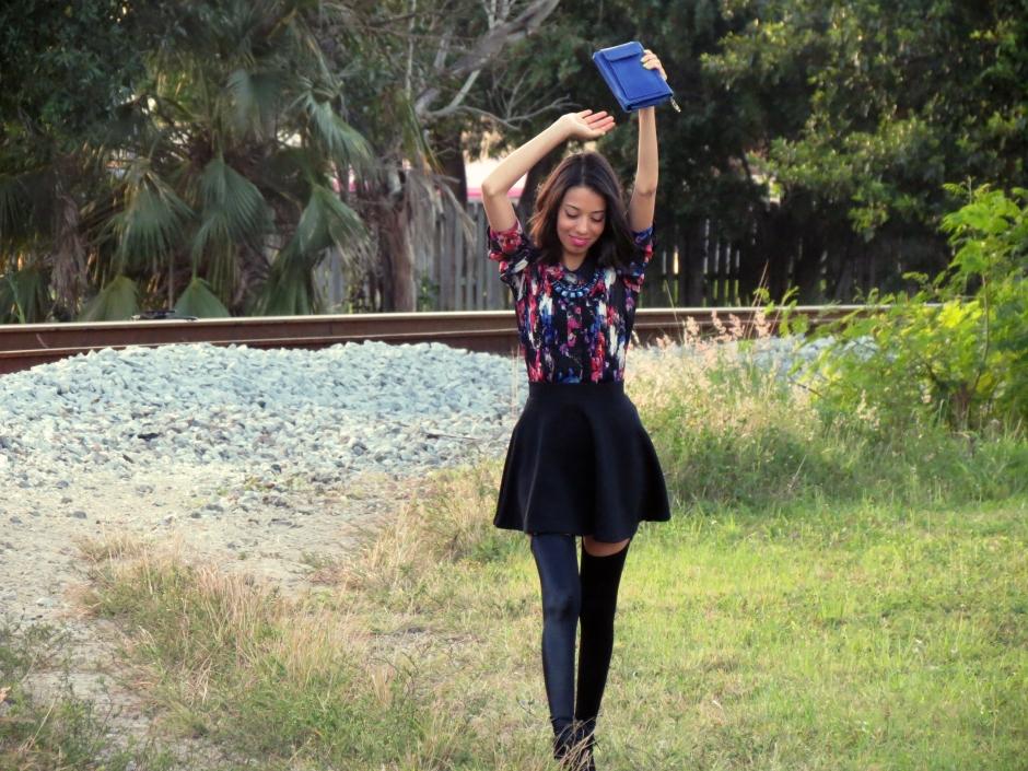 2. Skater Skirt