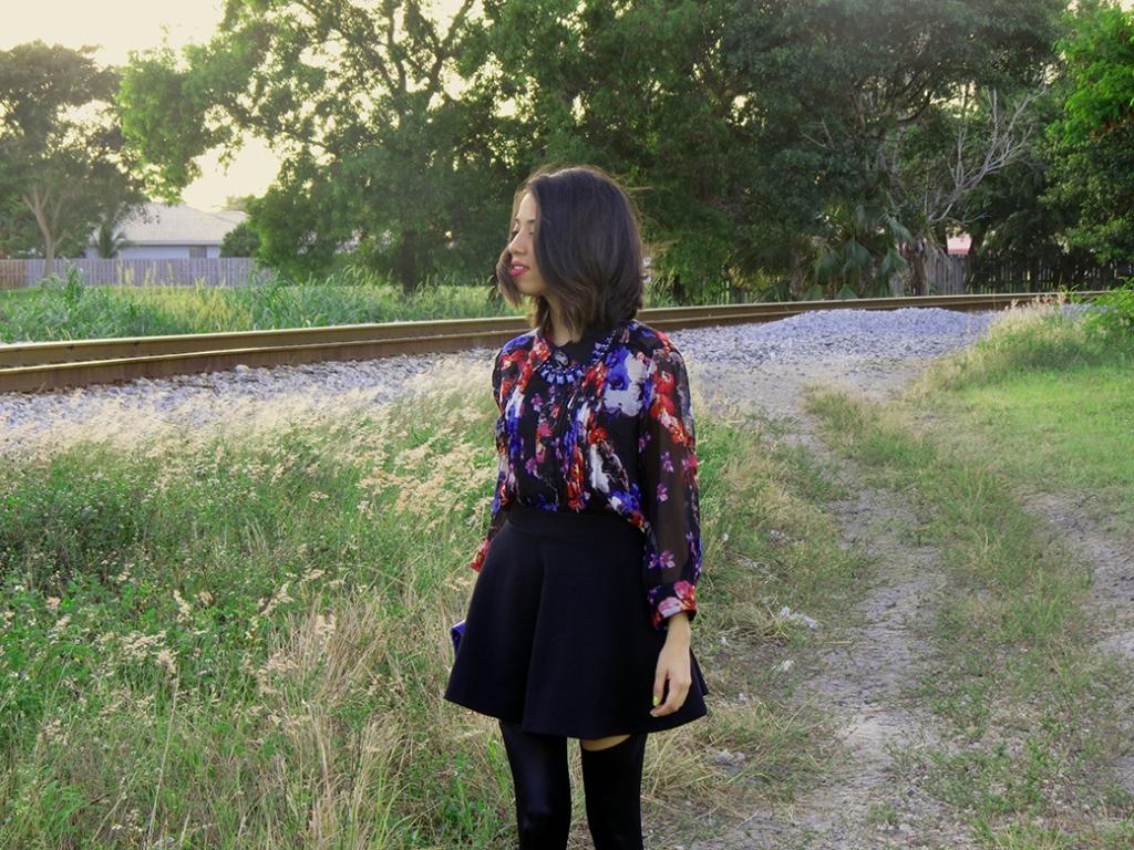 FC 4. Skater Skirt