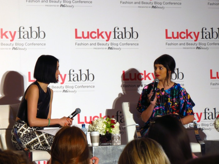 EVENTS LUCKYFABB WEST 2014 RECAP Eva Chen Sophia Amoruso