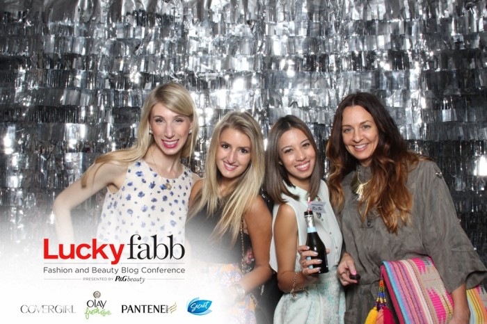 LuckyFABB West 2014 Blogger pHOTOS