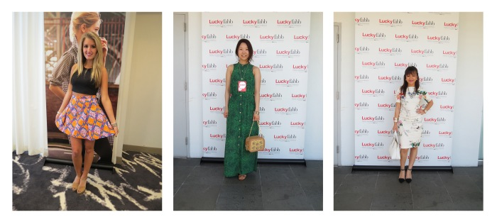 Part 2- Top Looks at LuckyFABB West 2014
