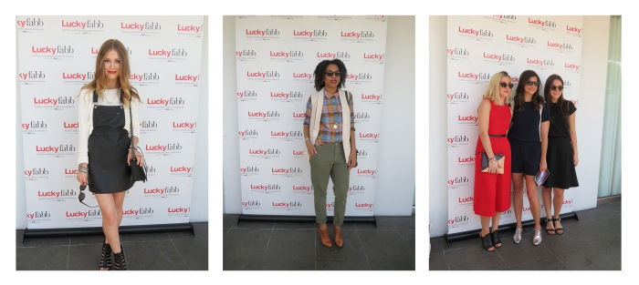 Part 3- Top Looks at LuckyFABB West 2014